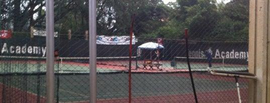 JD Tennis Academy is one of Nairobi.