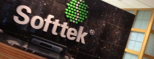 Softtek-GDL is one of Lugares por ir (o ya fui).