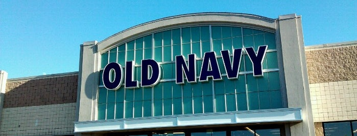 Old Navy is one of Myy Favess.