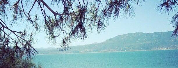 Kuş Gözlem Evi is one of burdur.