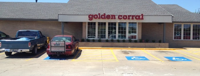 Golden Corral is one of Claremore.