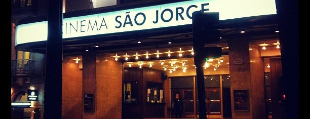 Cinema São Jorge is one of abc in Lisbon.