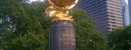 Aero Memorial is one of Public Art in Philadelphia (Volume 1).