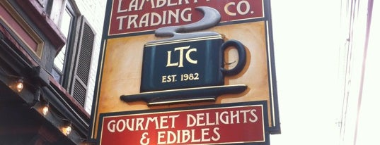 Lambertville Trading Company is one of Local adventuring.