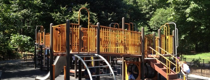 Vanderbilt Playground is one of Favorite Great Outdoors.