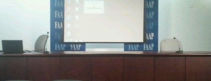 Centro de Convenções FAAP is one of FAAP - Dicas do campus SP.