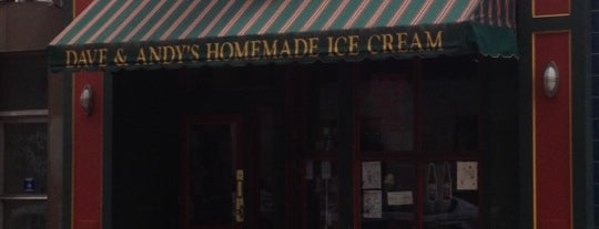 Dave and Andy's Ice Cream is one of Favorite Eats in Pittsburgh.