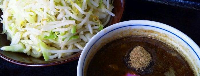 ラーメン金太郎 is one of ramen.
