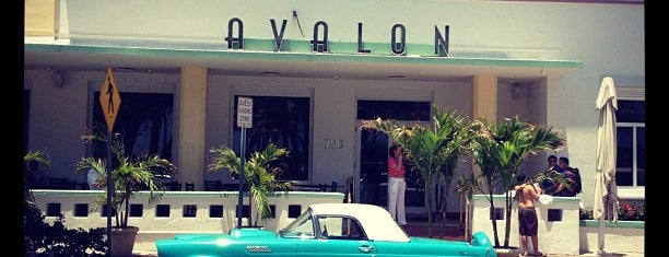 A Fish Called Avalon is one of The 15 Best Places for a Seafood in Miami Beach.