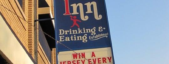 Edison Park Inn is one of Official Blackhawks Bars.