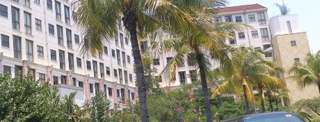Raddin Ancol Hotel Jakarta is one of Ancol.