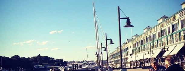 Woolloomooloo Finger Wharf is one of Around The World: SW Pacific.