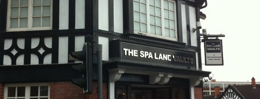 Spa Lane Vaults (Wetherspoon) is one of Favourite Boozers.