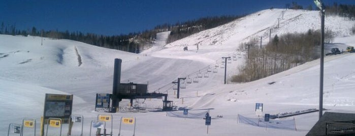 Ski Granby Ranch is one of Colorado Ski Areas.