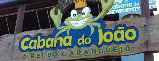 Cabana do João is one of Restaurantes.