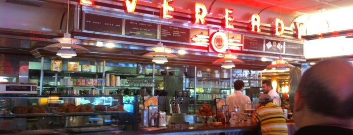 Eveready Diner is one of New Paltz Summer Break 2013.