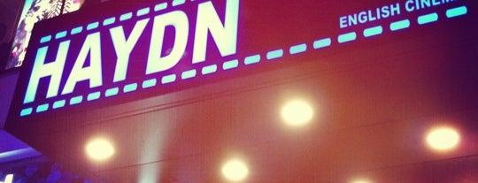 English Cinema Haydn is one of vienna.