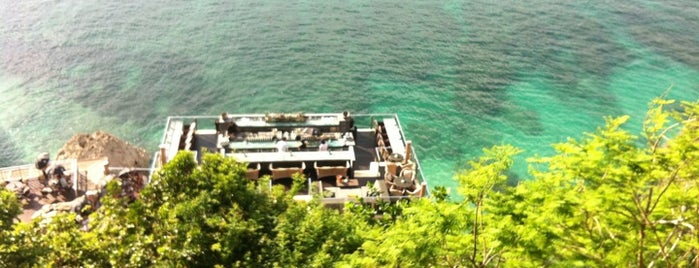Rock Bar is one of Bali.