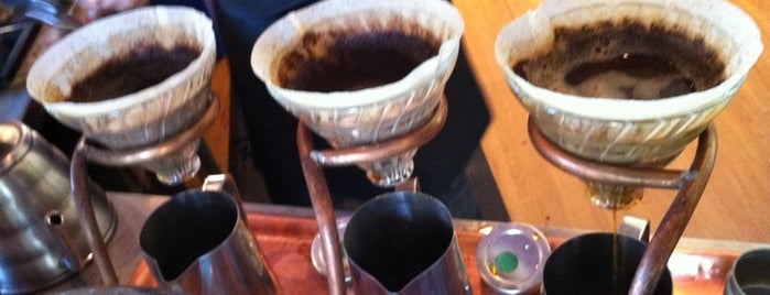 Discovering Oakland Coffee