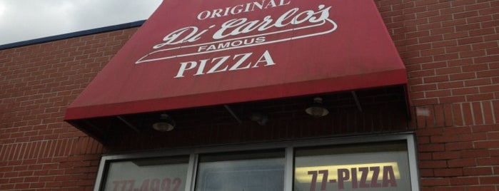 DiCarlo's Pizza is one of Columbus Pizza.
