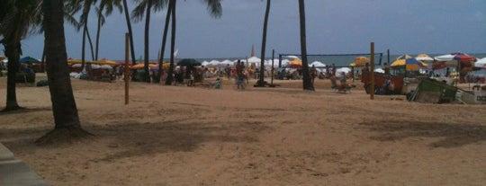 Posto 7 is one of Recife.