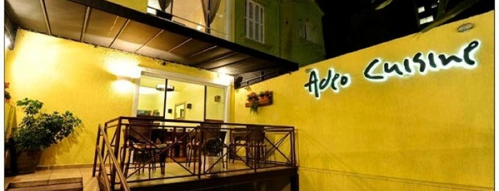 Adeo Cuisine is one of Reserve sua mesa! - SP.