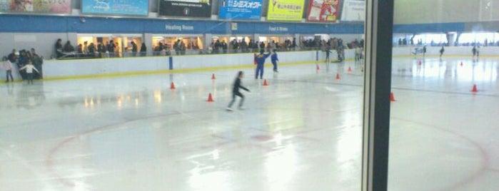 Meiji Jingu Gaien Ice Skating Rink is one of スケートリンク.