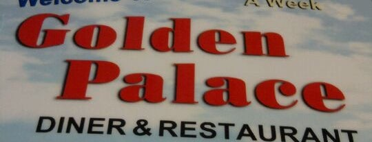 Golden Palace Diner is one of The Best New Jersey Diners.