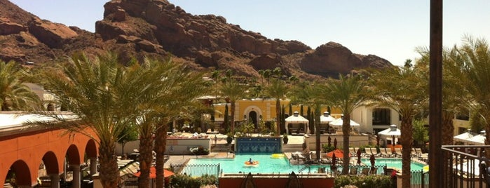 Omni Scottsdale Resort & Spa at Montelucia is one of Favorite Places.