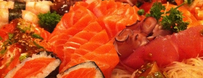 Sushi by Cleber is one of Porto Alegre eat and drink.