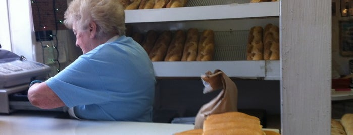 Cacia's Bakery is one of The 15 Best Places for Cannoli in Philadelphia.