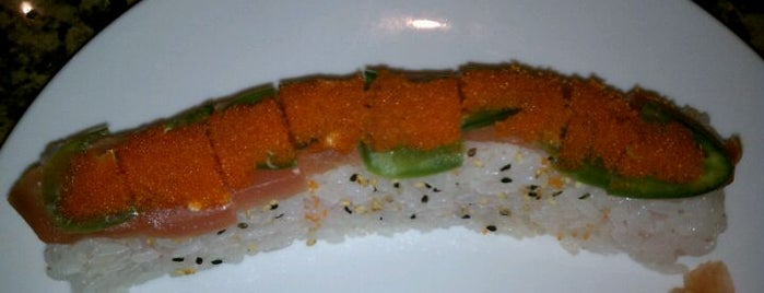 Tasu Asian Bistro Sushi & Bar is one of Must-Visit Sushi Restaurants in RDU.