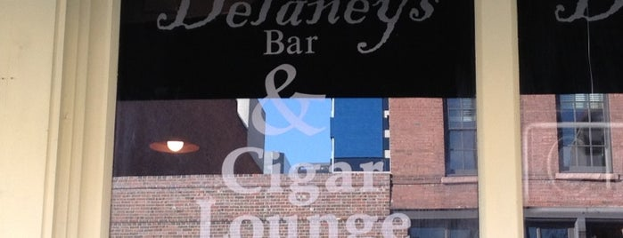 Delaney's is one of Get My Drank On! :9.