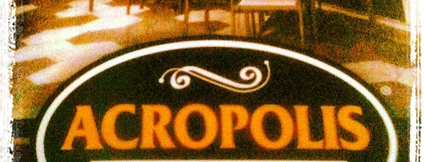 Acropolis Greek Taverna is one of The 15 Best Places for Pork Tenderloin in Tampa.