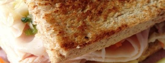 Great sandwich spots!
