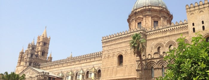 Palermo is one of Part 3 - Attractions in Europe.