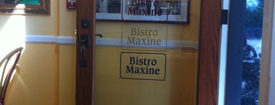 Bistro Maxine is one of Bomb Breakfast Spots.