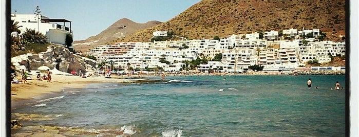 Playa de San José is one of Almería Playas.