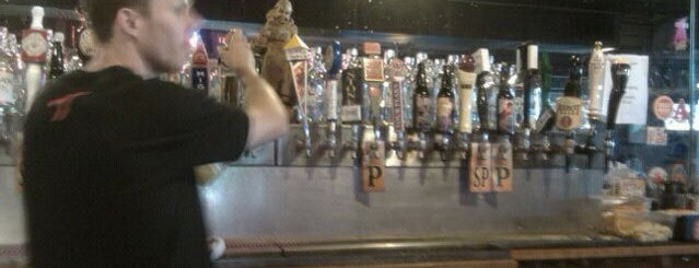 Papago Brewing Co. is one of Draft Mag's Top 100 Beer Bars (2012).