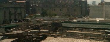 Templo Mayor is one of Mis lugares en México DF.