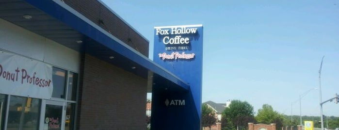 Fox Hollow Coffee is one of The 15 Best Places for An Espresso in Omaha.