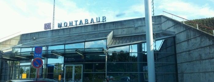 Bahnhof Montabaur is one of Bahnhöfe Deutschland.
