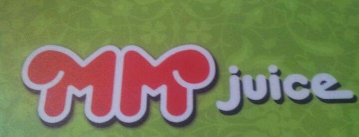MM Juice is one of Nanda's All Favorite♥♚.