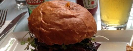 26 Beach Cafe is one of onstar LA Burgers.