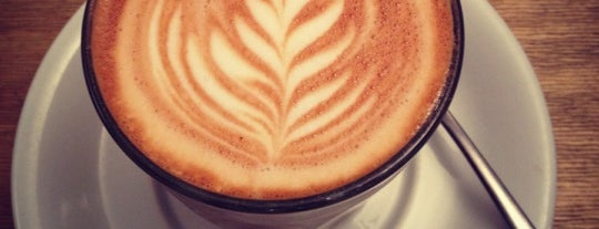 Lantana Cafe is one of Shoreditch Coffees.