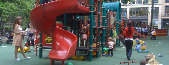 The Best Playgrounds In New York City - 15 of the worlds coolest playgrounds