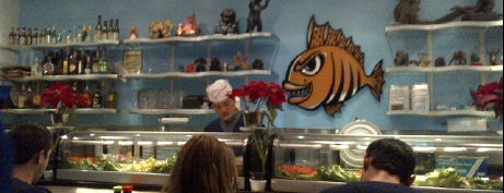 Monster Sushi is one of Chelsea Like a Local.
