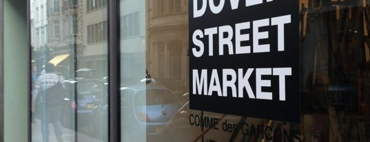 Dover Street Market is one of LONDON.