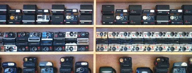 Impossible Project Space is one of I want to go to there.