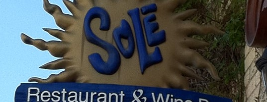 Solé Restaurant and Wine Bar is one of Where to eat in KW..